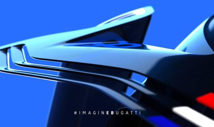 Bugatti Vision Gran Turismo Concept teased again
