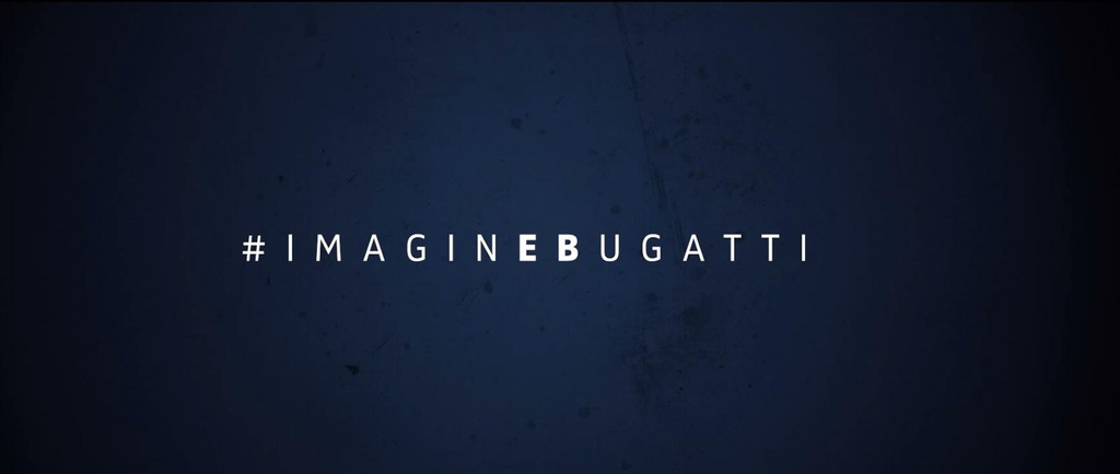 Bugatti teases the Veyron replacement