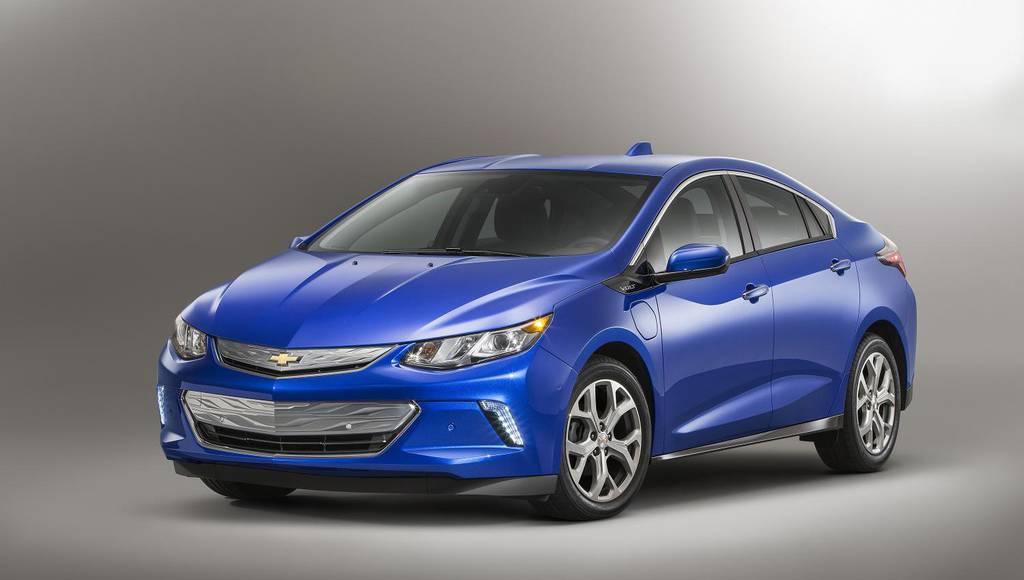 Chevrolet Volt electric range announced