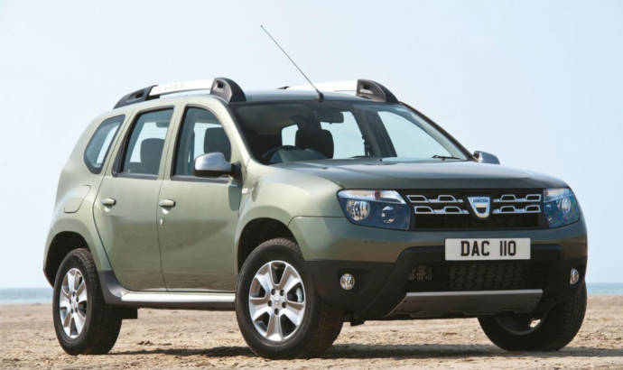 Dacia Duster gets new Euro 6 gasoline engine in UK