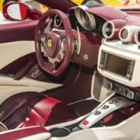 Ferrari Tailor Made division introduces new California T