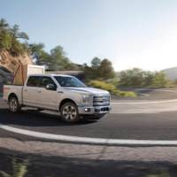 Ford F-150 is available with Sport mode