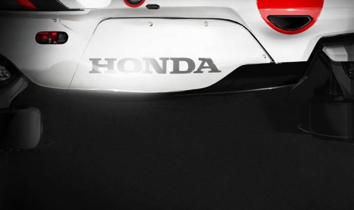 Honda 2&4 Concept teased ahead of Frankfurt