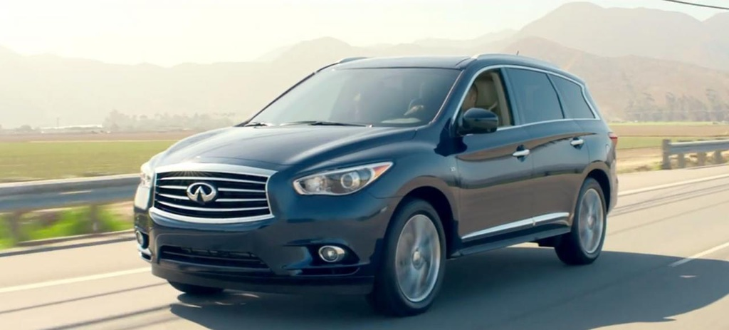 Infiniti QX60 facelift will come to Detroit