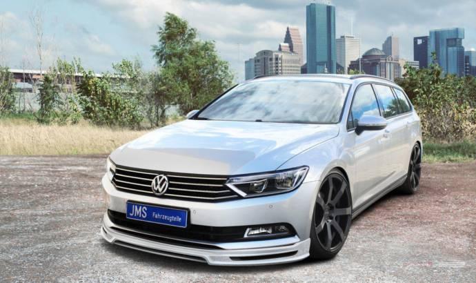 JMS Volkswagen Passat tuning package