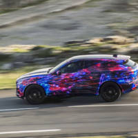 Jaguar F-Pace SUV will feature F-Pace technology