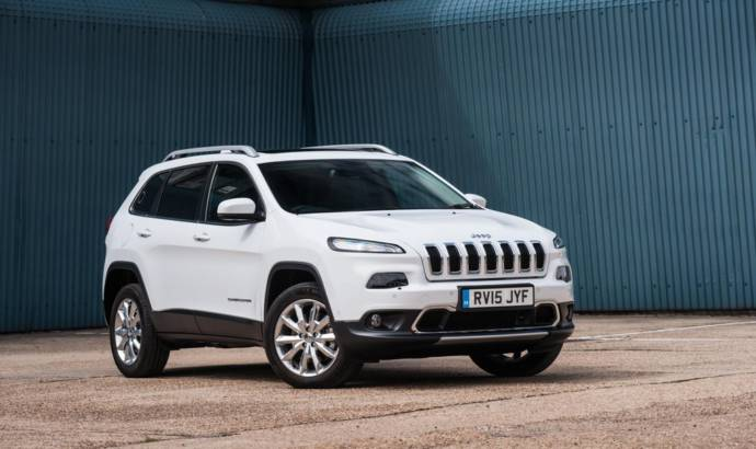 Jeep Cherokee receives new 2.2 litre Multijet diesels