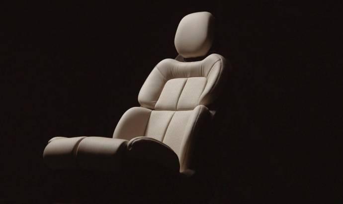 Lincoln 30-way adjustable seats introduced
