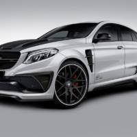 Lumma CLR G800 based on Mercedes GLE Coupe