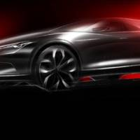 Mazda Koeru crossover concept will be revealed in Frankfurt