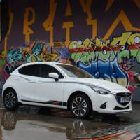 Mazda2 Sport Black launched in the UK