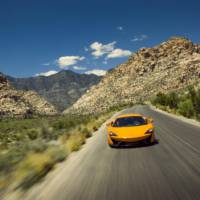 McLaren 570S Coupe and 540C Coupe enter pre-production