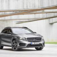 Mercedes-Benz B-Class, CLA and GLA - New features and updates