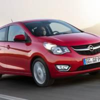 Opel Karl receives Start-Stop system
