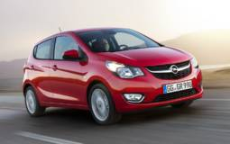 Opel Karl receives Start-Stop system
