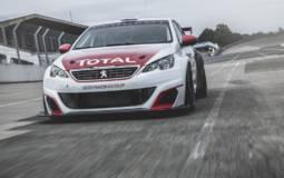 Peugeot 308 Racing Cup introduced ahead IAA Frankfurt