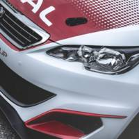 Peugeot 308 Racing Cup introduced ahead IAA Frankfurt