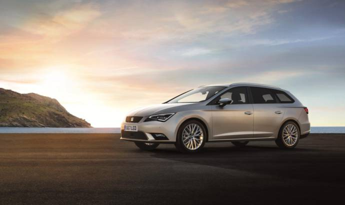 Seat Leon SE Technology Business offered in UK