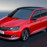 Skoda Fabia Monte Carlo prices announced