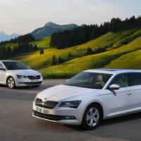 Skoda Superb Greenline introduced