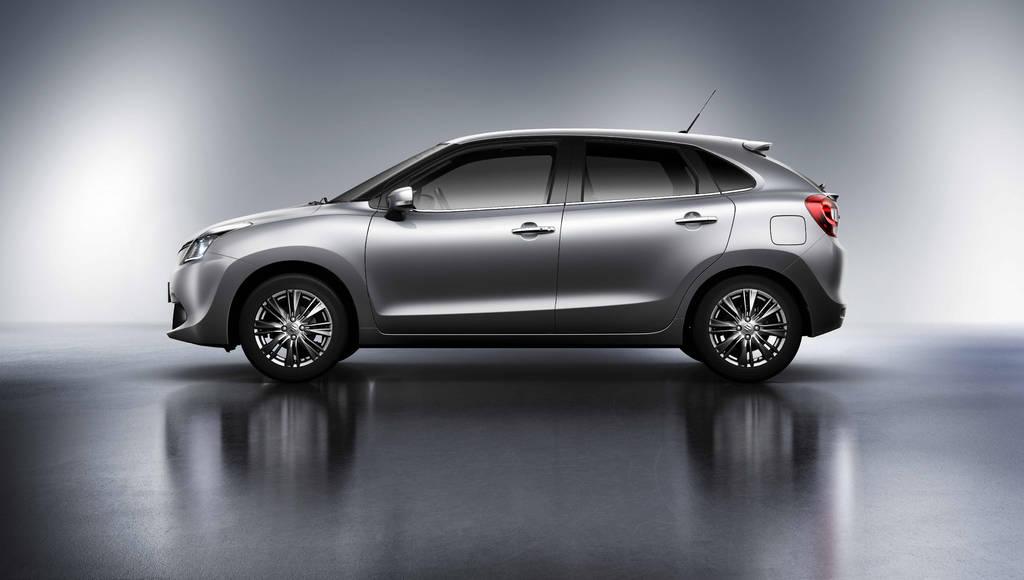 Suzuki Baleno will be revealed in Frankfurt