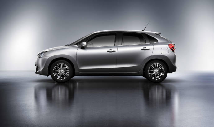 Suzuki Baleno will be revealed in Frankfurt
