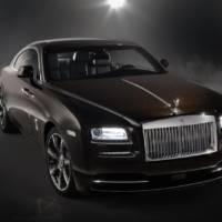 This is the 2015 Rolls-Royce Wraith Inspired by Music