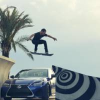 This is the Lexus hoverboard (+Video)