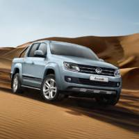 Volkswagen Amarok Atacama introduced in UK