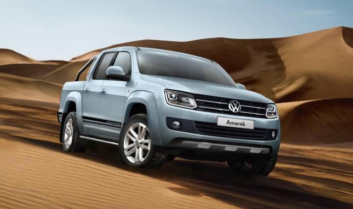 Volkswagen Amarok Atacama introduced in UK