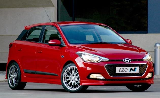 2016 Hyundai i20 N Sport - Official pictures and details