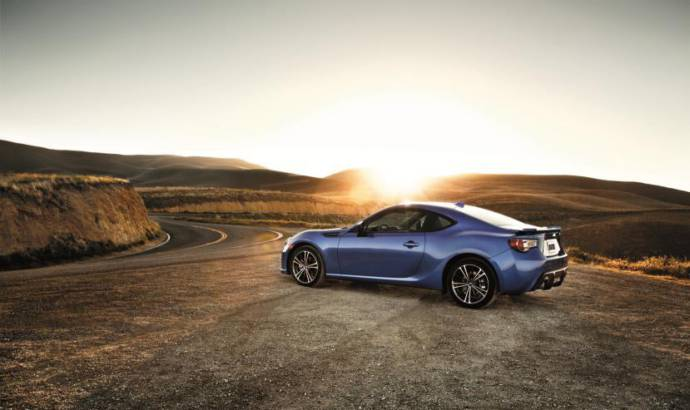 2016 Subaru BRZ US pricing announced