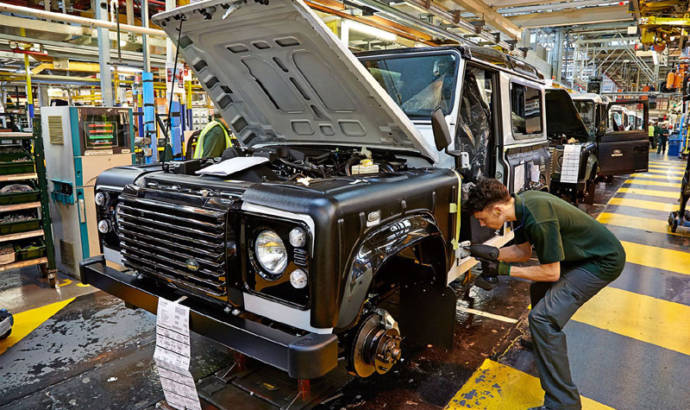 Land Rover will open a new factory in Slovakia