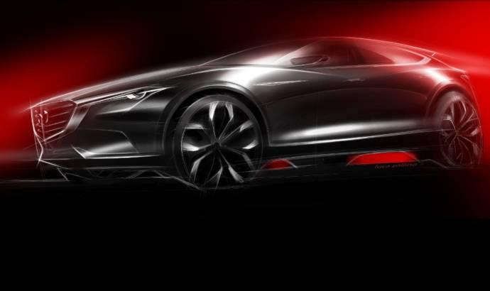 Mazda Koeru crossover concept will be revealed in Frankfurt