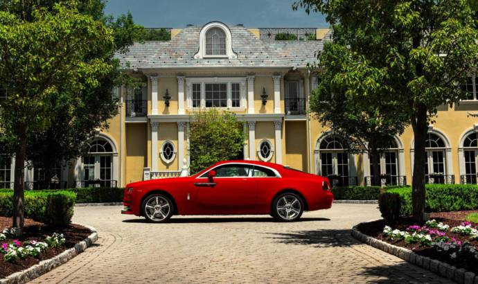 Rolls Royce Phantom for Michael Fux to be introduced in Pebble Beach