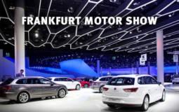 2015 Frankfurt Auto Show