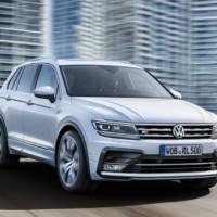 2015 Frankfurt IAA - 2016 Volkswagen Tiguan