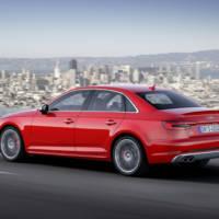2015 Frankfurt IAA - Audi S4 has 354 HP