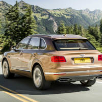 2015 Frankfurt IAA - Bentley Bentayga officially unveiled