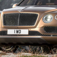 2015 Frankfurt IAA - Bentley Bentayga officially unveiled