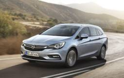 2015 Frankfurt IAA - Opel Astra and Astra Sports Tourer arrives in Frankfurt