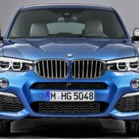 2016 BMW X4 M40i - Leaked pictures