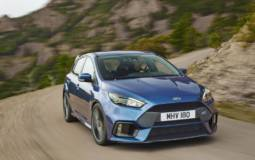 2016 Ford Focus RS promoted through a movie series