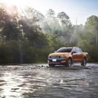 2016 Ford Ranger facelift to debut in Geneva