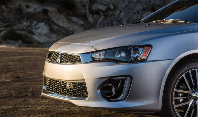2016 Mitsubishi Lancer launched in US