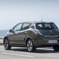2016 Nissan Leaf 30 kWh priced in the UK
