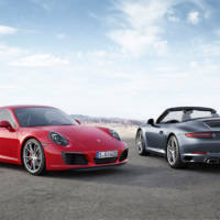 2016 Porsche 911 Carrera - Official pictures and details