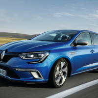 2016 Renault Megane GT introduced