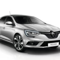 2016 Renault Megane official details and pictures