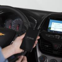 Android Auto available on Chevrolet cars from 2016